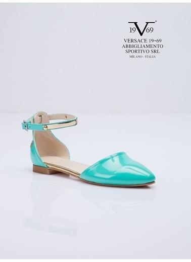 Italian Shoes Ayakkabı Yeşil